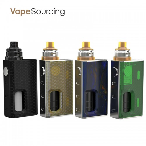 WISMEC LUXOTIC BF Kit New Color